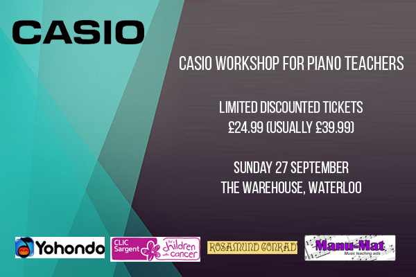 piano workshop discount
