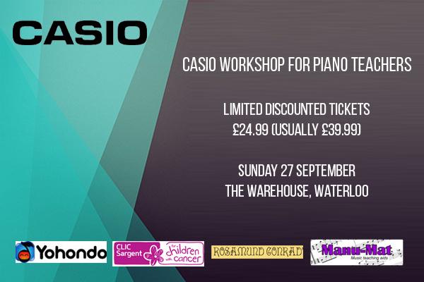 piano workshop discount