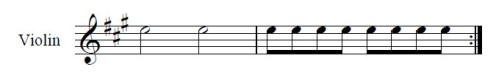 T&S Violin